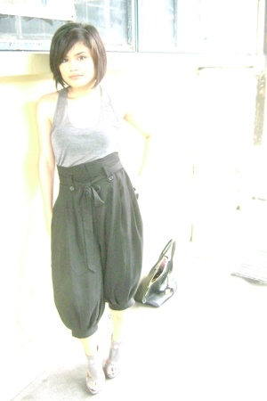 BDG top - forever 21 pants - from GoJane shoes