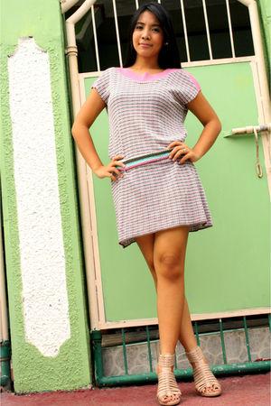 MNG dress - Primadonna shoes