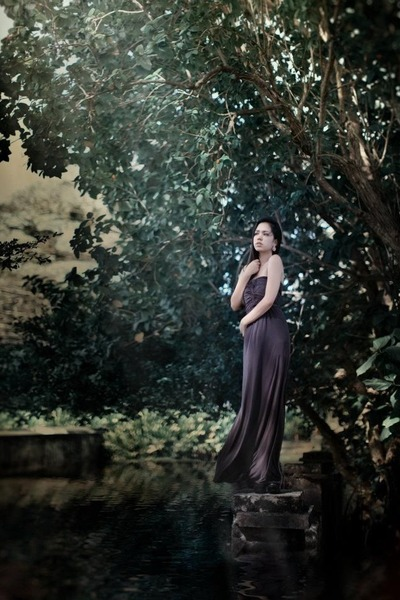 purple BCX dress
