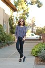 Zara-shoes-madewell-jeans-h-m-blazer-ray-ban-sunglasses