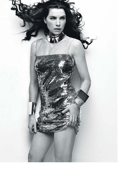 W Magazine dress