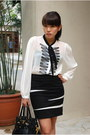 Black-prada-bag-white-bally-shoes-black-freeway-skirt