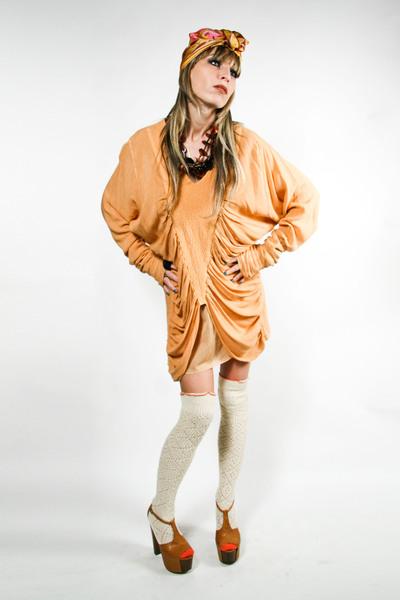 laize adzer dress - Target stockings - Jessica Simpson shoes