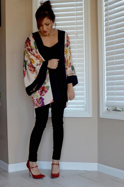 Kimono Top Pattern Free