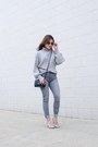 Greypumps-karl-lagerfeld-shoes-grey-gap-jeans-grey-zaful-sweater