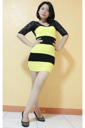 stripes Lovely Online Store dress