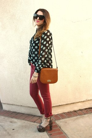SwayChic blouse - Love Label pants