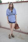 American-rag-shirt-urban-outfitters-top-f21-skirt-aldo-purse-jeffrey-cam