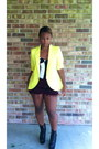 Black-jeffrey-campbell-boots-yellow-blazer-crimson-vintage-from-ebay-shorts