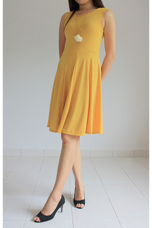 flare sundress ARIUS dress