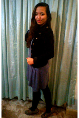 black velvet Simones Fashion Closet jacket