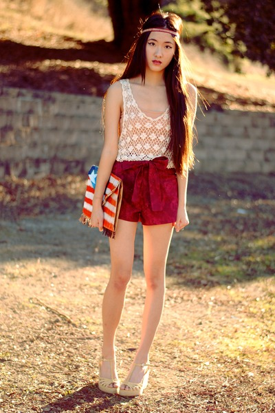 Diy-bag-high-waisted-handmade-shorts-crochet-vintage-top_400