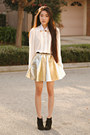 Sugarlips-blouse-merrin-and-gussy-accessories-gold-skater-awwdore-skirt
