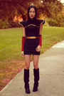 Azula-diy-dress-mixmaster-naughty-monkey-boots-azula-diy-accessories