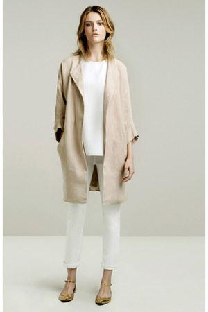 leather jacket Rebecca Minkoff necklace