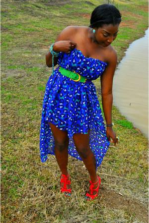 chiffon my Diy project dress