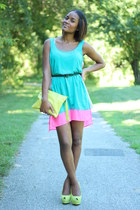 Shop Akira dress - Blair Ritchey bag