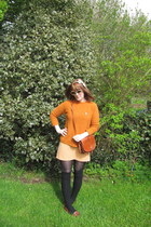 christian dior sunglasses - vintage from Ebay viaFancytreehouse dress