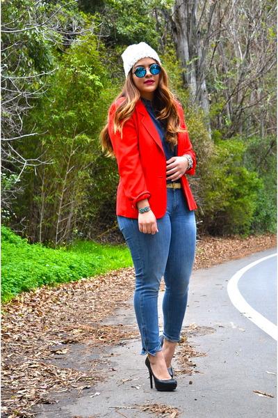 H&m Jeans Beanie H&m Hat