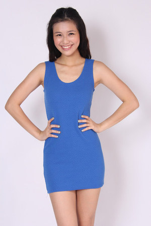 ribbed luvenuecom dress