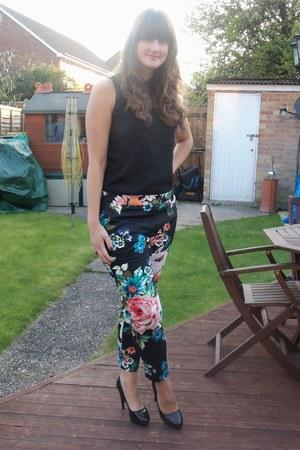 H&M pants - H&M shirt - Primark heels
