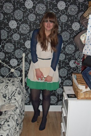 Primark dress - asoscom bag - barretts heels - Primark ring