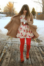 Light-pink-shop-ruche-dress-ruby-red-target-tights-camel-urban-outfitters-ca