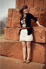 Black-bdg-at-urban-outfitters-cardigan-white-modcloth-skirt-brown-f-troupe-v