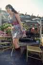 Gray-moon-collection-via-modcloth-dress-brown-target-boots-brown-urban-oufit