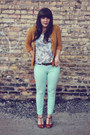 Aquamarine-modcloth-pants-ivory-forever-21-top-mustard-agar-cardigan