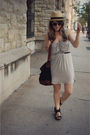 Silver-lucca-couture-via-threadsence-dress-black-urban-outfitters-shoes-blac