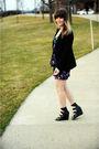 Black-modcloth-dress-black-forever-21-shoes-black-thrifted-blazer