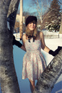 White-rodarte-for-target-dress-black-bought-at-younkers-gloves-black-bought-