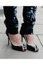 Zara-bag-christian-louboutin-shoes-j-brand-jeans-helmut-lang-jacket