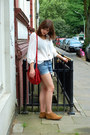 Zara-bag-levis-shorts-h-m-blouse