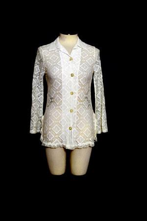 ILGWU blouse