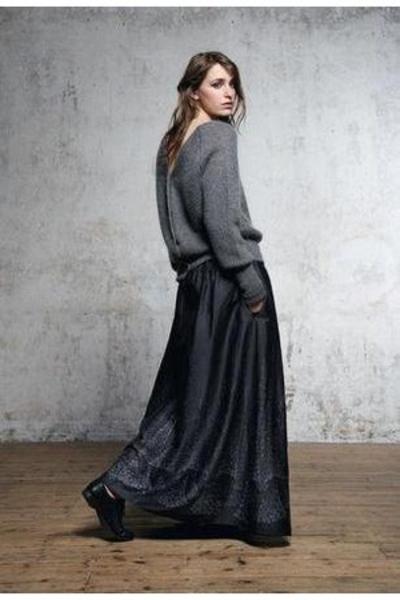 Comptoir des Cotonniers sweater - Comptoir des Cotonniers skirt