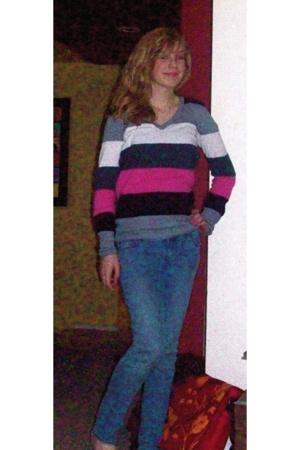 nollie pac sun sweater - Pac Sun jeans