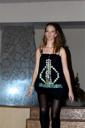 black Hand Made dress