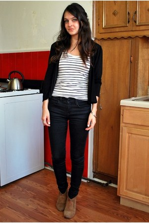 Steve Madden boots - Gap jeans - Forever 21 top