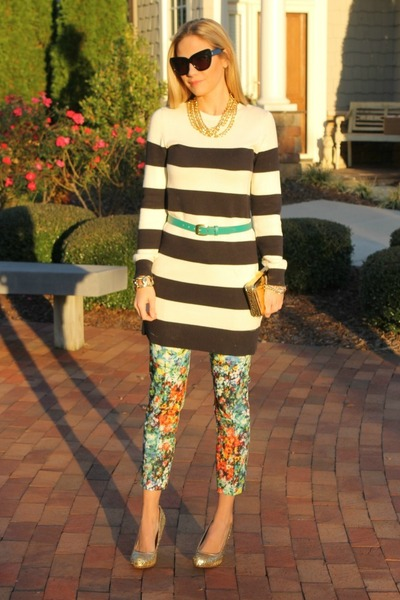 floral lulus pants - stripes Michael Kors dress