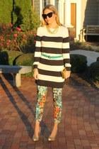 floral lulus pants - stripes Michael Kors dress