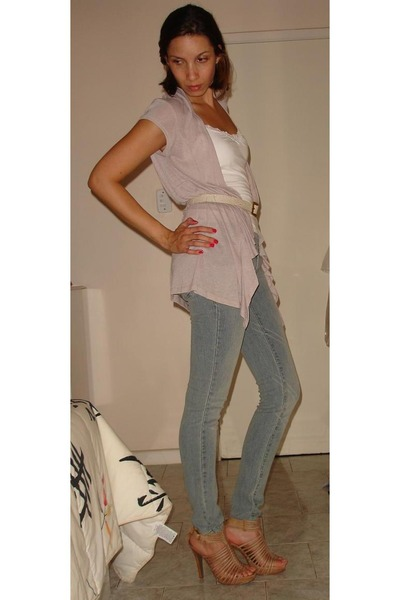 annex top - c&a jeans - Sapatela shoes