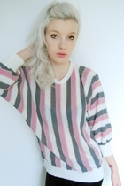 Vintage Baby Says Boutique sweater