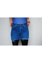Vintage at Baby Says Boutique shorts