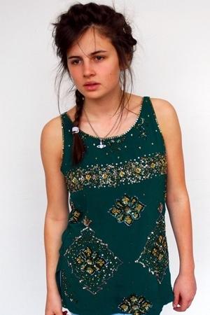 Vintage Baby Says Boutique dress