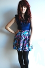 Blue-baby-says-boutique-dress-dress