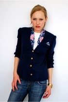 Vintage  Baby Says Boutique blazer - Vintage  Baby Says Boutique vest
