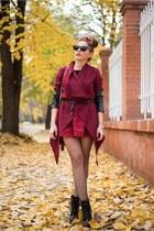 Choies coat - BADstyle skirt