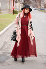 Mart-of-china-boots-romwe-dress-choies-hat-aupie-bag-romwe-cardigan